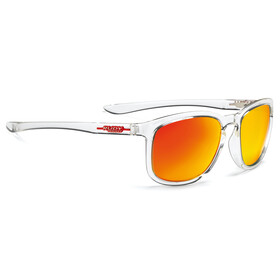 Rudy Project Soundwave Glasses Crystal Gloss/Multilaser Orange